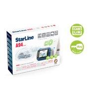 Сигнализация с автозапуском StarLine A94 CAN+LIN