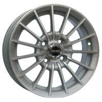 Tech Line 532 6x15/4x100 ET45 D67.1 Silver