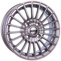 Tech Line Neo 537 6x15/5x112 ET45 D57.1 Silver