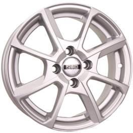 Tech Line Neo 438 5.5x14/4x100 ET43 D60.1 Silver