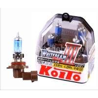 Галогеновая автолампа KOITO HB4, 4200K, 55W (P0757W)