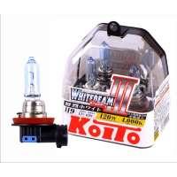 Галогеновая автолампа KOITO H9 WhiteBeam III, 4000K, 65W (P0759W)