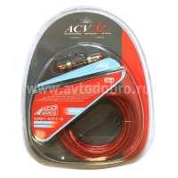 Комплект проводов 1-кан усил-ля 8AWG ECO (ACV 21-KIT1-8)