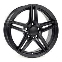 Alutec M10 7x16/5x112 ET38 D66.5 Racing Black