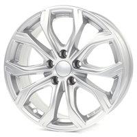 Alutec W10 9x20/5x130 ET52 D71.5 Polar Silver