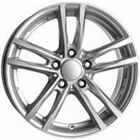 Alutec X10 7x17/5x112 ET49 D57.1 Polar Silver