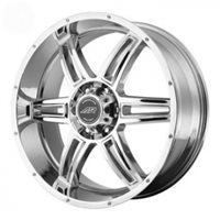 American Racing AR890 9,5x22 / 5x127 ET35 DIA78,1 Chrome