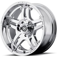 American Racing AX181 8,5x20/5x127 ET35 D78,1 Chrome