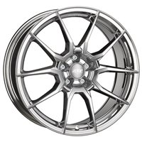 ATS Racelight 8.5x18/5x114.3 ET38 D75.1 Racing Grey