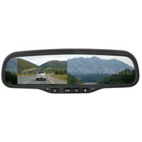 "Зеркало заднего вида INCAR VDR-HY-08 (экран 4,3 "" для подкл.камеры з.вида)"