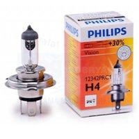 Галогеновая автолампа PHILIPS Н4 Premium, 55/60W (12342PRC1)