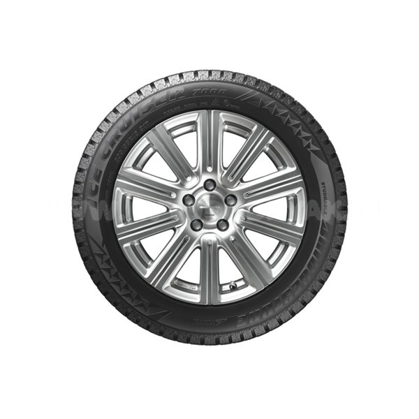 «имн¤¤ шина Bridgestone Ice Cruiser 7000 XL 255/50 R19 107T - фото 7