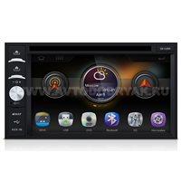 Штатная магнитола Ford Focus 2,C-Max,Kuga,Fusion,Fiesta 05+,S-Max,Transit (Incar 82-3301 ) Android