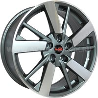 LegeArtis Optima NS139 7.5x18/5x114.3 ET50 D66.1 GMF