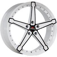 YOKATTA MODEL-10 6.5x16/4x108 ET31 D65.1 w+b