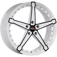 YOKATTA MODEL-10 8x18/5x115 ET45 D70.3 w+b