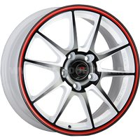 Yokatta MODEL-15 6.5x16/5x105 ET39 D56.6 W+B+RS
