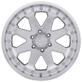 Black Rhino Imperial 9x17/6x135 ET12 D87.1 Silver