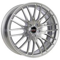 Borbet CW4/5 8x17/5x120 ET35 D72.5 Sterling Silver