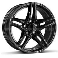 Borbet XR 7,5x16/5x112 ET45 D66,6 Black glossy