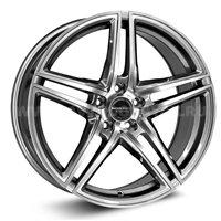 Borbet XRT 8.5x19/5x120 ET35 D72.5 Graphite polished