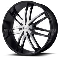 Helo HE868 9.5x24/6x139.7 ET15 D78.1 Black/Machined