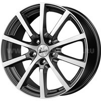 iFree Big Byz 7x17/5x114.3 ET39 D60.1 Блэк Джек