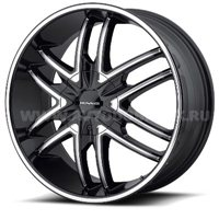 KMC KM678 9,5x24/6x139,7 ET38 D78,1 Black/Machined