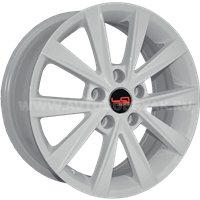 LegeArtis Optima VW116 6.5x16/5x112 ET33 D57.1 White