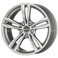 MAK Luft 8x18/5x120 ET52 D72.6 Silver