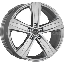 MAK Stone5 W 6.5x16/5x160 ET55 D65.1 Silver
