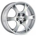Rial Campo 5.5x14/4x100 ET43 D63.3 Polar Silver