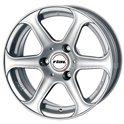 Rial LeMans 5x15/3x112 ET24 D57.1 Sterling Silver