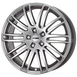 Rial Murago 6.5x16/4x108 ET25 D65.1 Sterling Silver