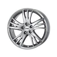Rial Padua 8x18/5x114.3 ET50 D70.1 Sterling Silver