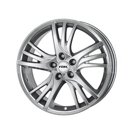 Rial Padua 7.5x16/5x114.3 ET48 D70.1 Sterling Silver
