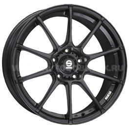 Sparco Assetto Gara 7x16/5x105 ET35 D56.6 Matt Black