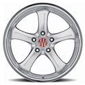Victor Turismo 8x19/5x130 ET45 D71 Hyper Silver