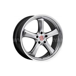 Victor Turismo 8x19/5x130 ET45 D71 Chrome