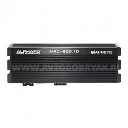 Усилитель Alphard Machete MFC 900.1D
