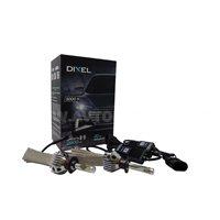 Комплект светодиодных ламп DIXEL G6 H1 - 5000 K.