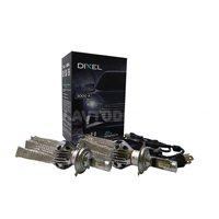 Комплект светодиодных ламп DIXEL G6 H4 Hi/Lo - 5000 K.