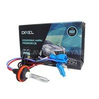 Лампа ксенон DIXEL-CN H11 BLUE (QB)