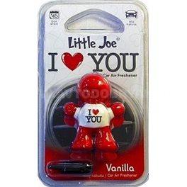 Ароматизатор воздуха на дефлектор Supair Drive Little Joe Love, Vanilla