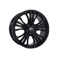 OZ Cortina 9.5x20/5x112 ET52 D79 Matt Black