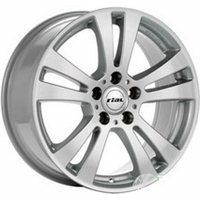 Rial DH606 6x16/5x112 ET54 D66.5 Polar Silver