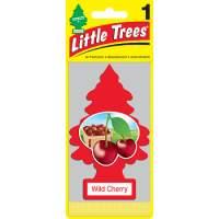 "Little Trees U1P-10311-RUSS Ароматизатор ""Дикая вишня"" (Wild Cherry)"