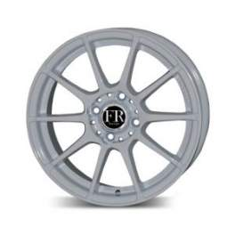 FR design 021/01 6.5x15/4x98 ET38 D58.6 White