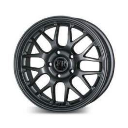 FR design 127/01 7x16/5x114.3 ET40 D67.1 Matt Gun Metal