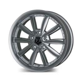 FR design 246/01 7x16/5x114.3 ET38 D66.1 Silver